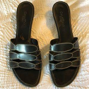 Cole Haan strapless sandals